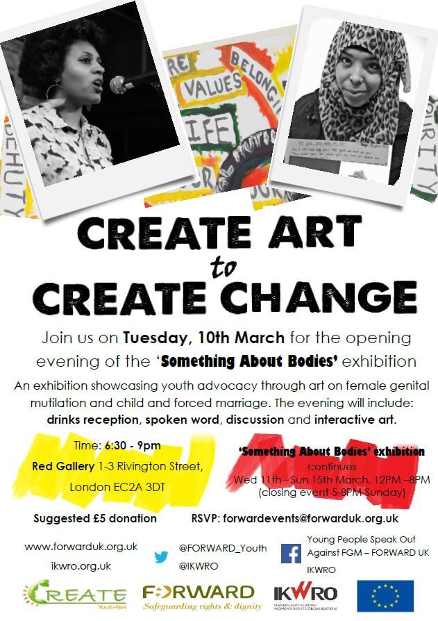 Create Art to Create Change
