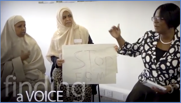 Video: Transforming Lives of Women Affected by FGM