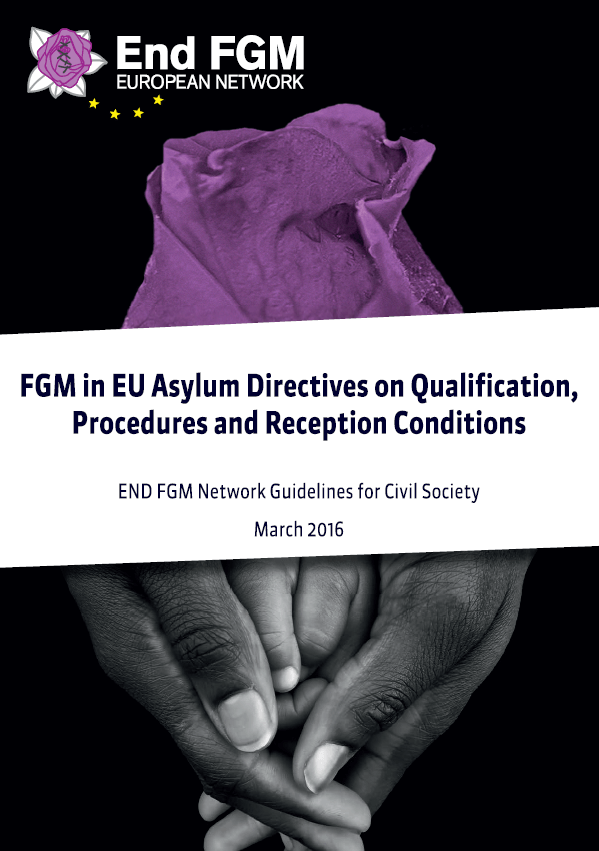 FGM in EU Asylum Directives on Qualification, Procedures and Reception Conditions