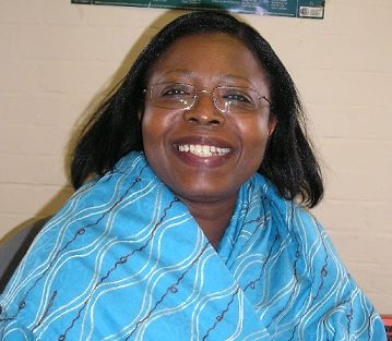 Tribute to Efua Dorkennoo OBE