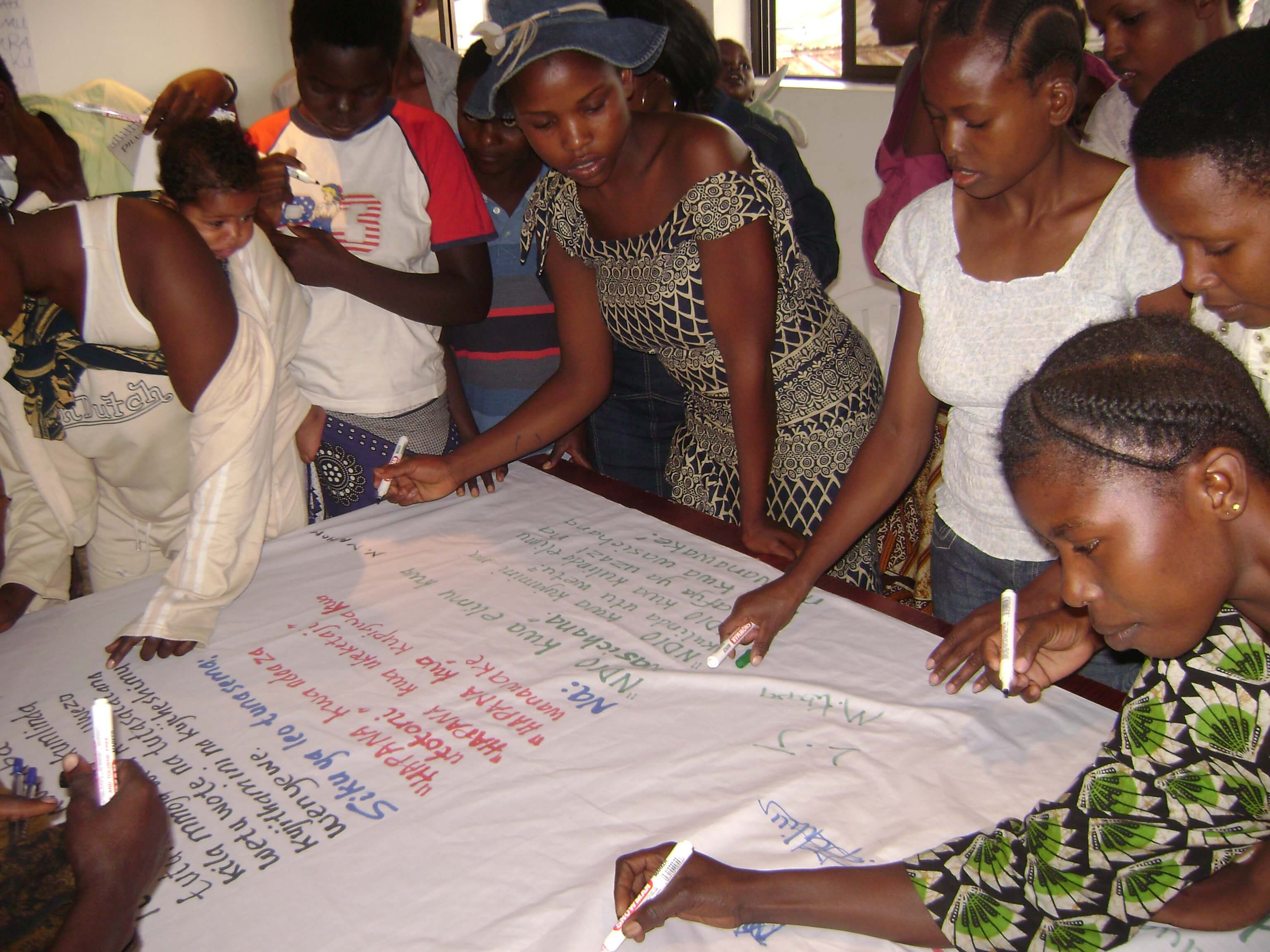 "FORWARD In The News ""New Initiative To Protect Girls Against GBV"""