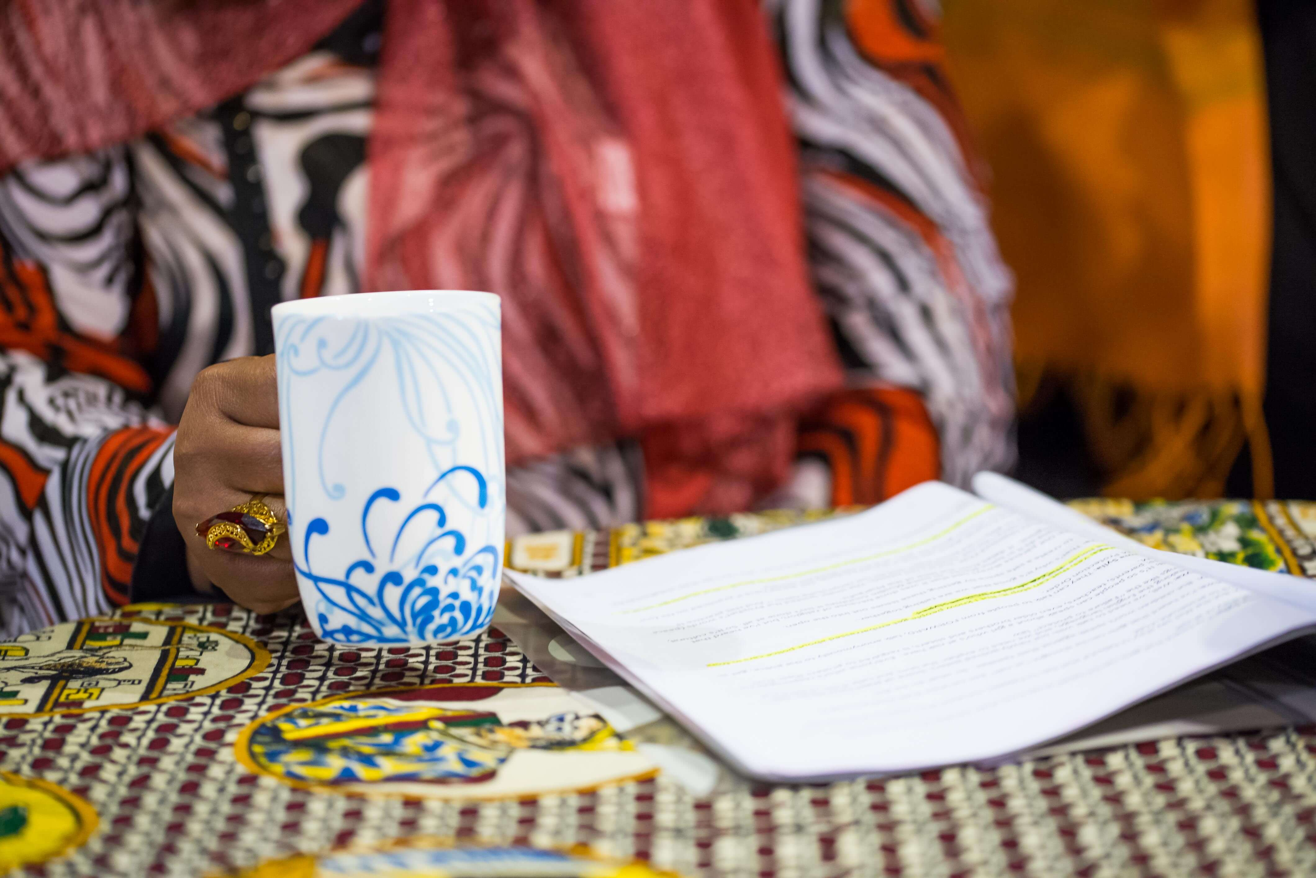 Women's coffee morning: African Women's Reproductive Health and Wellbeing
