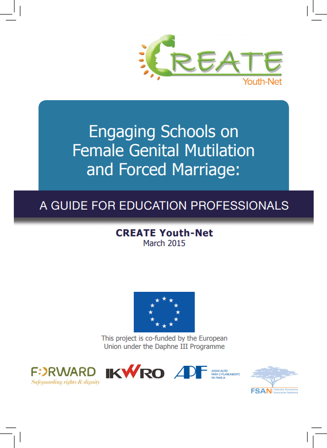 Engaging Schools on Female Genital Mutilation and Forced Marriage