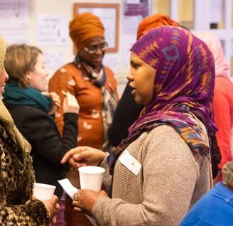 Community Champions: Breaking the Silence, London