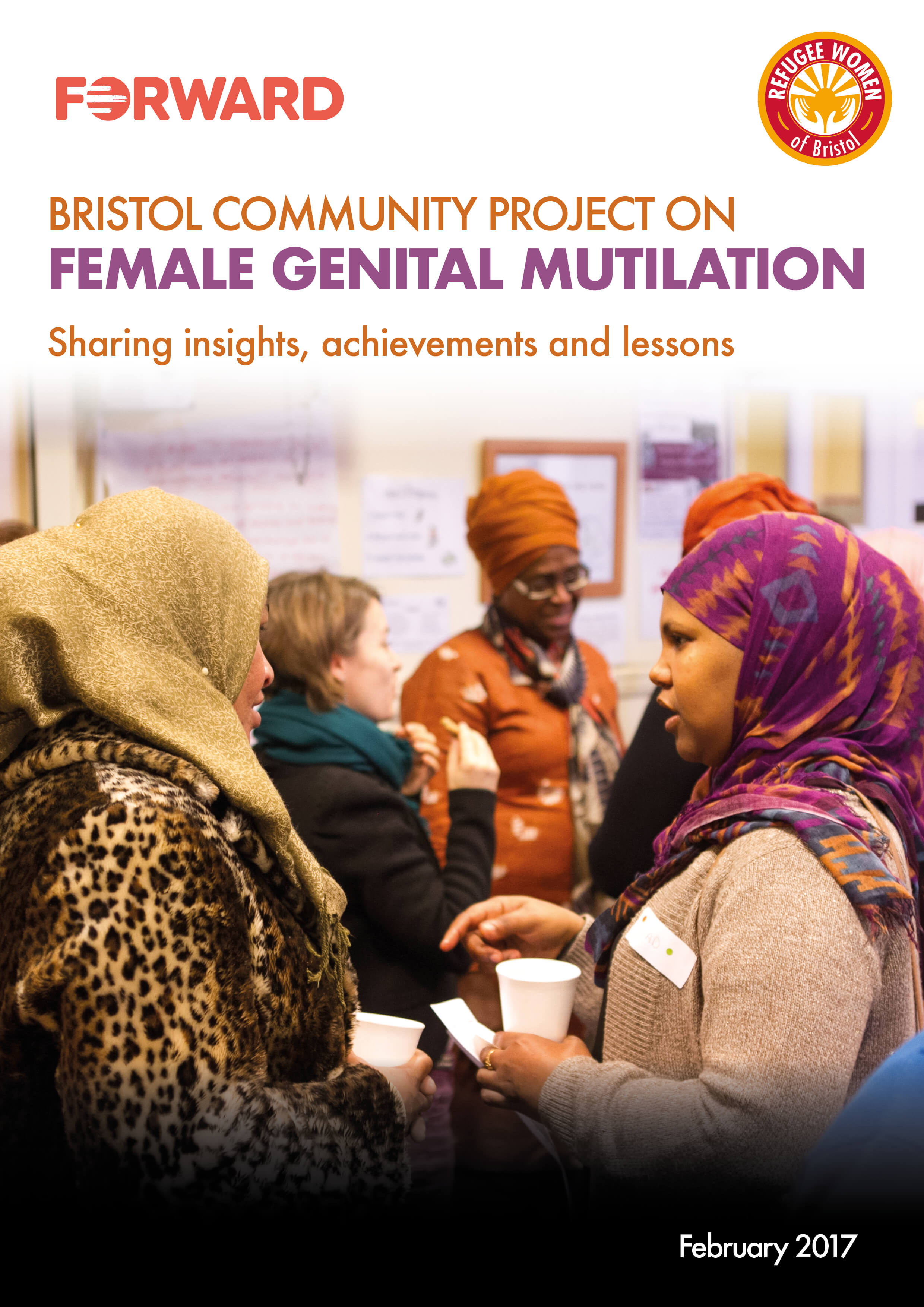 Bristol Community Project on FGM: Sharing insights, achievements and lessons