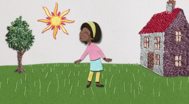Needlecraft (2015): FGM Animation