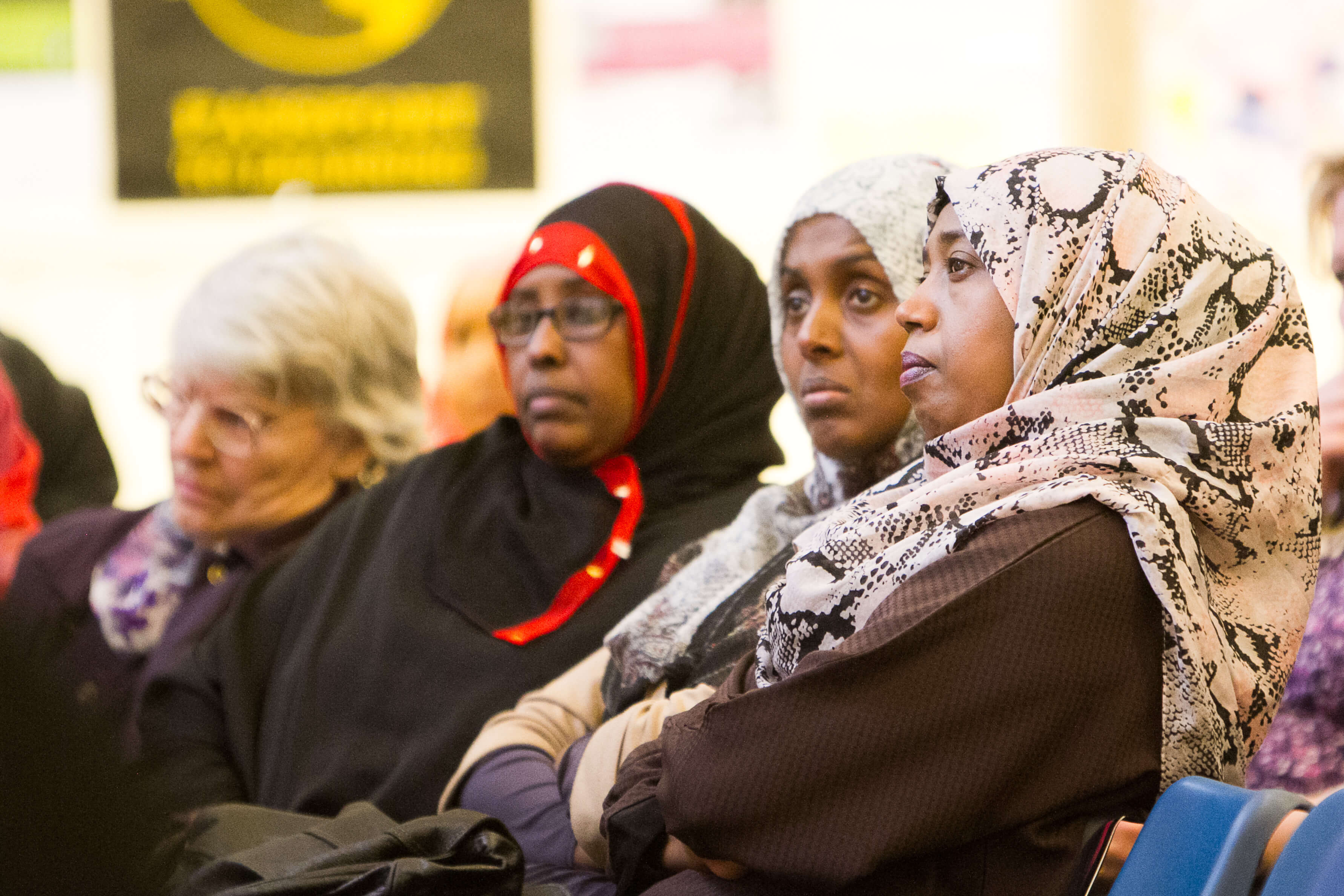 African Women and Girls in The UK