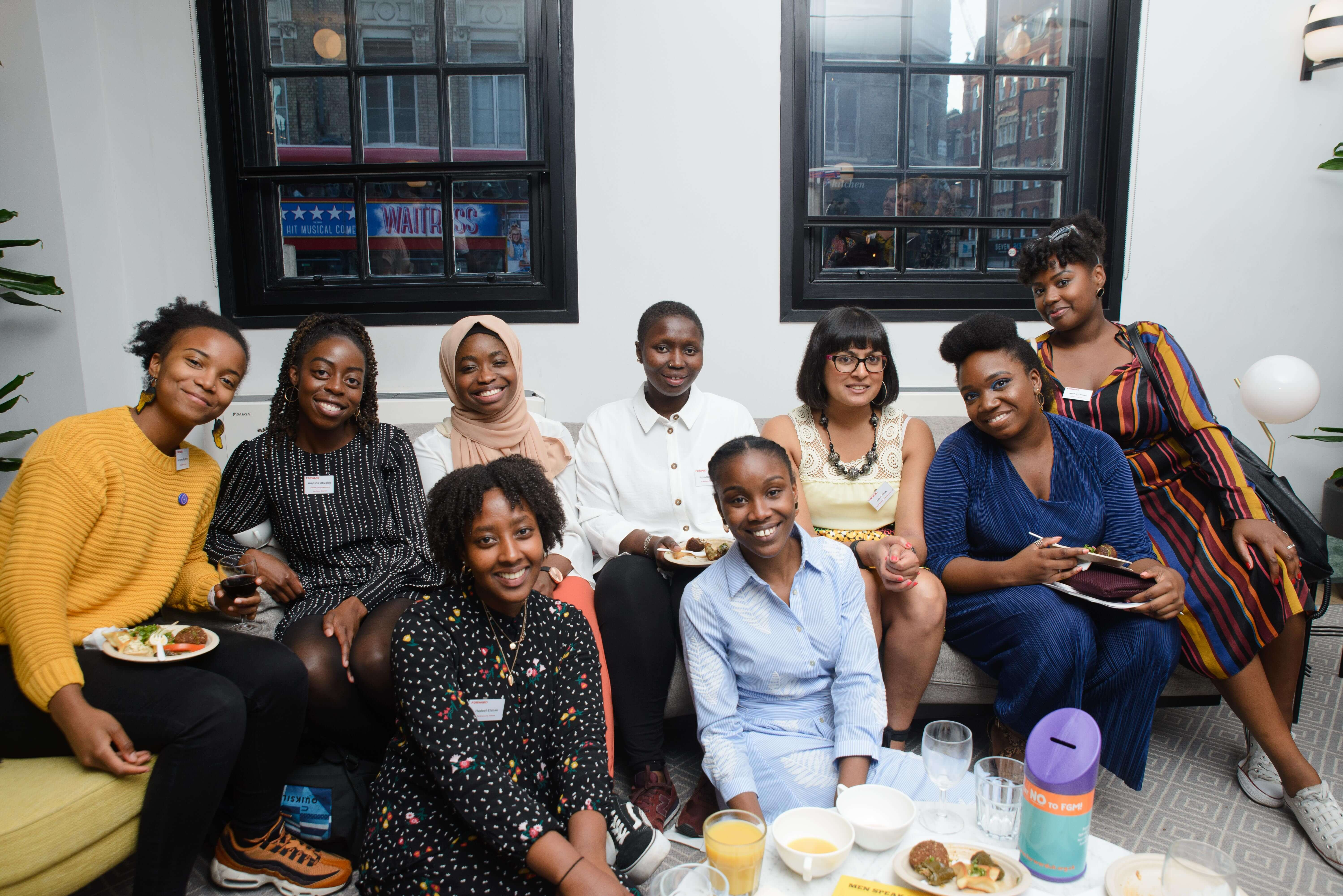 Tuwezeshe Fellowship Training Carried Out in the UK