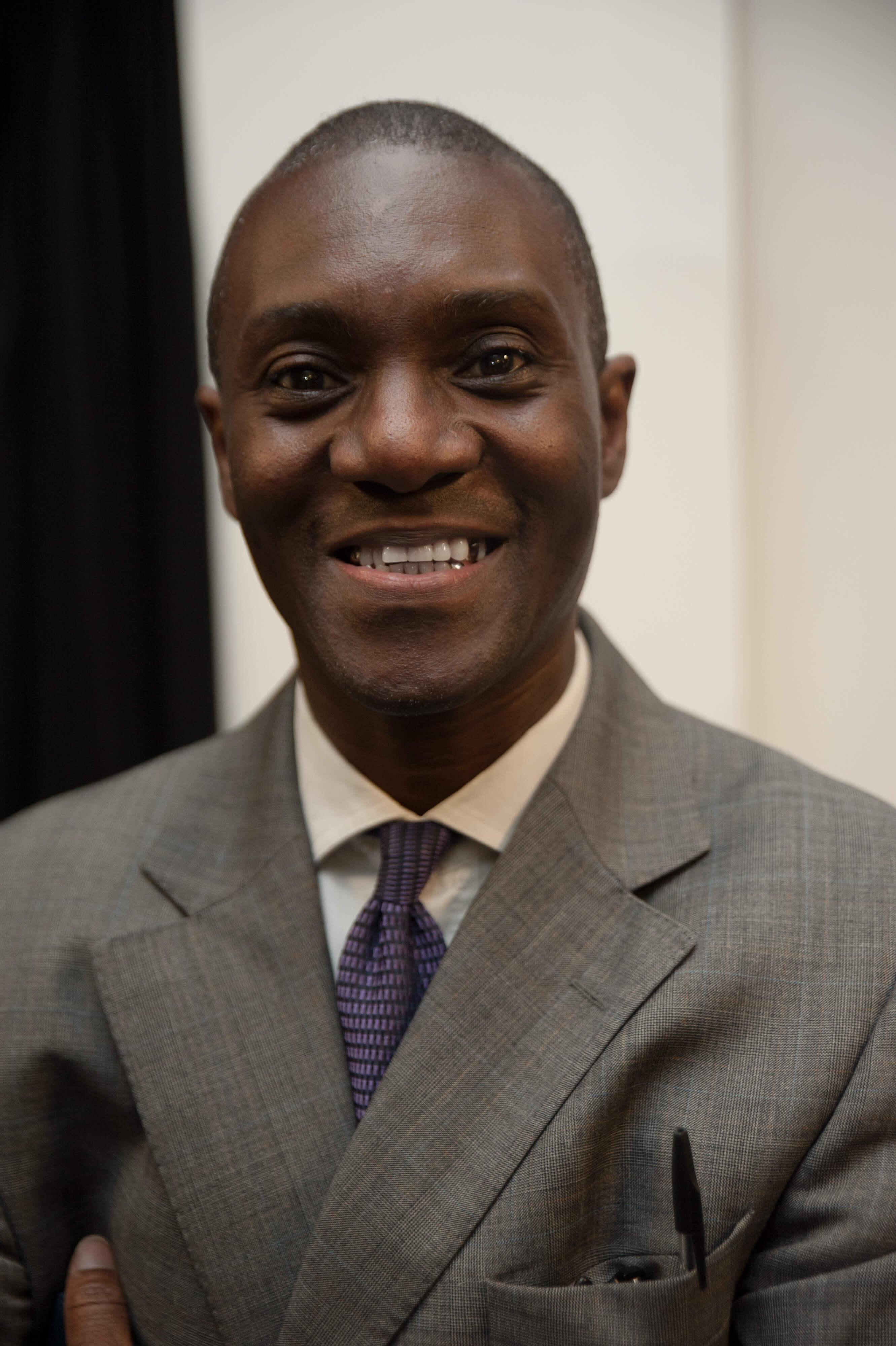 Ade Daramy- FORWARD Ambassador