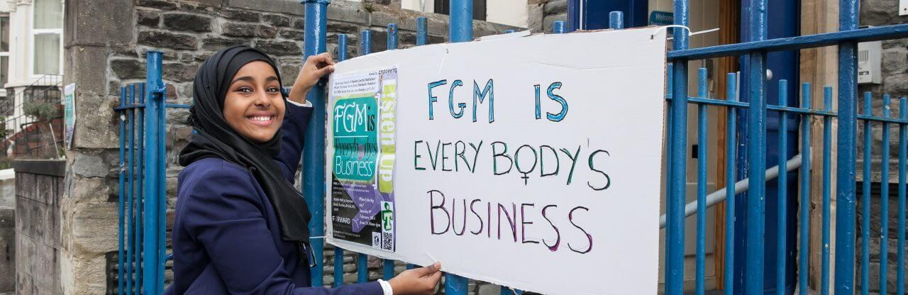 FORWARD's Comment on New FGM Figures