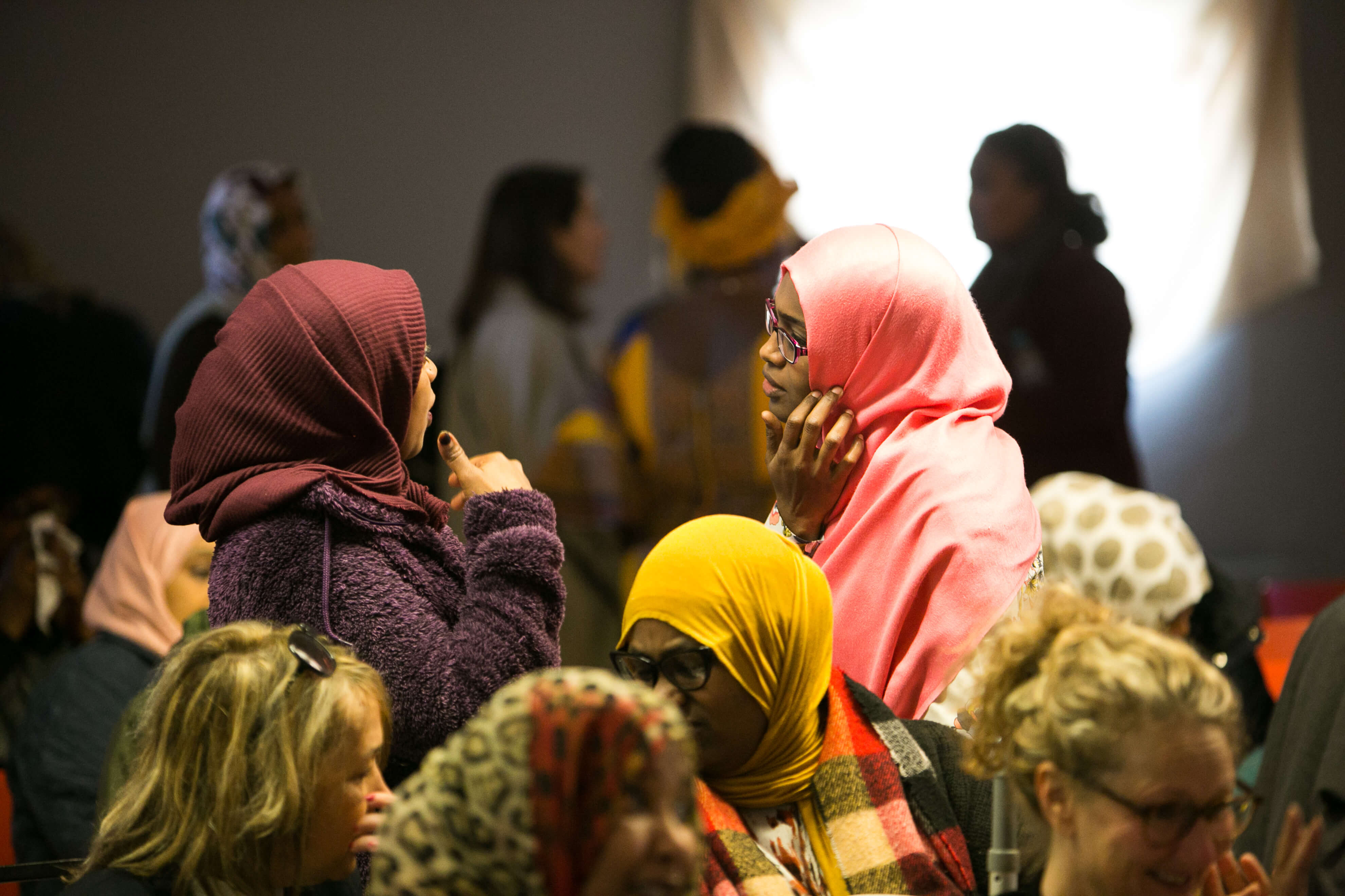 FREE Professionals Training on responding to violence against migrant women and girls