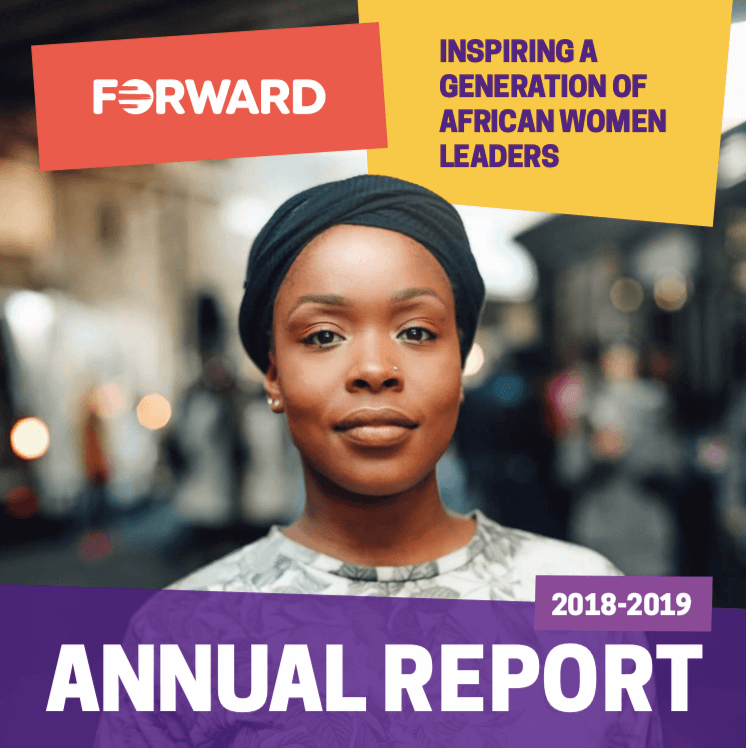 FORWARD launches its annual report!