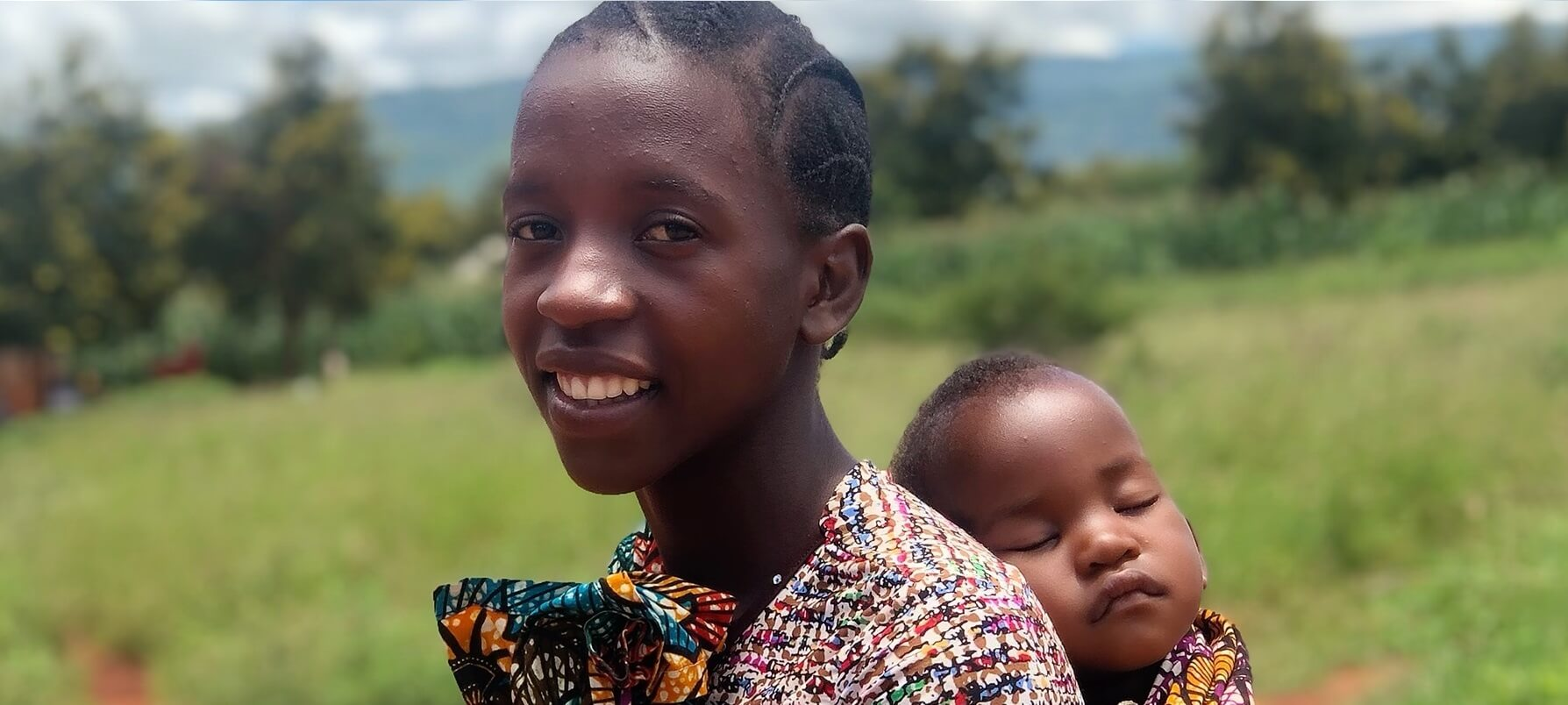 Make Child Mothers Count
